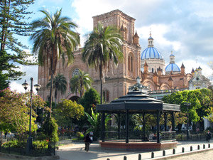 Goed 'gemutst' door koloniaal Cuenca