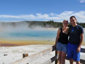 Bizonder Yellowstone