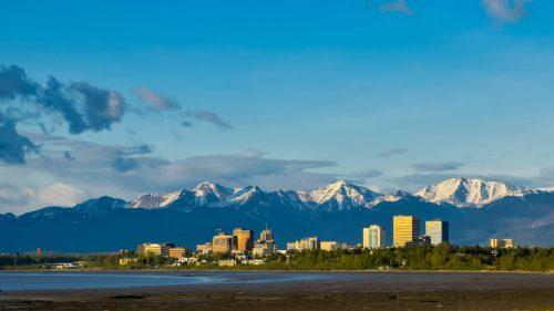 Reizen naar  | Highlights of Alaska & Yukon