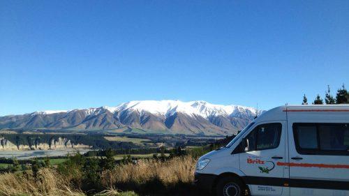 Reizen naar    New Zealand by Camper
