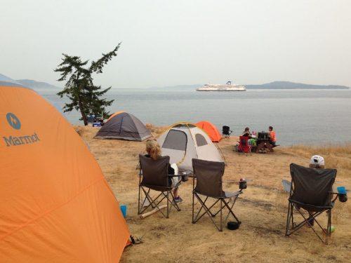 Autorondreis Canada: Rent-a-tent in West-Canada