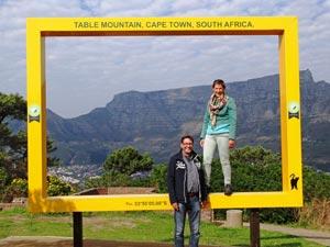 Rondreis 5: Over zebrapad naar Tafelberg
