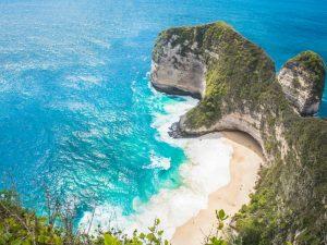 Kliffen van Nusa Penida