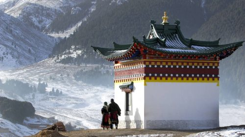Reizen naar    Highlights of Tibet