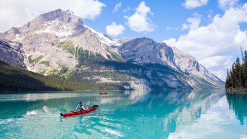 Reizen naar  | West Canada by camper
