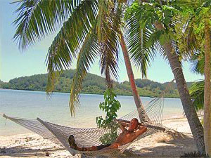 Blue Lagoon eiland