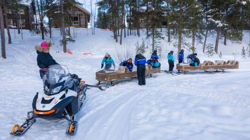 Reizen naar  | Highlights of Finnish Lapland