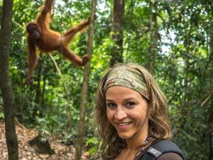 Rondreis 3: Van apenjungle naar rijstterras op Sumatra en Bali