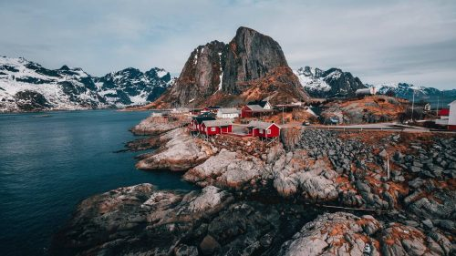 Reizen naar    Discover Northern Norway & Lofoten