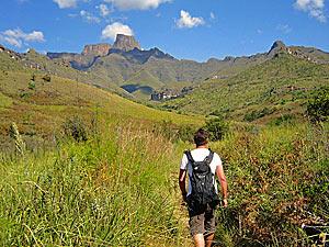 Actief door de natuur in Zuid-Afrika