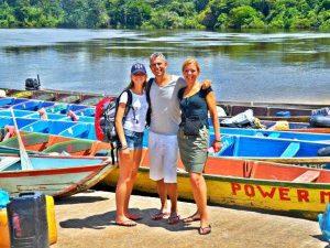 Familiereis Suriname