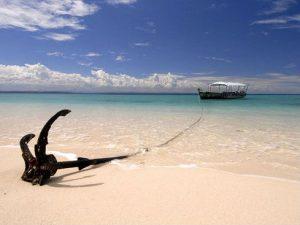 Ontspannen Swahili kust