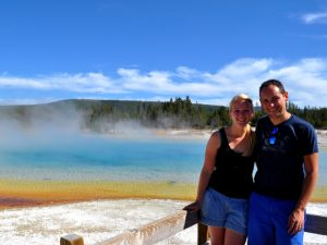 Bizonder Yellowstone